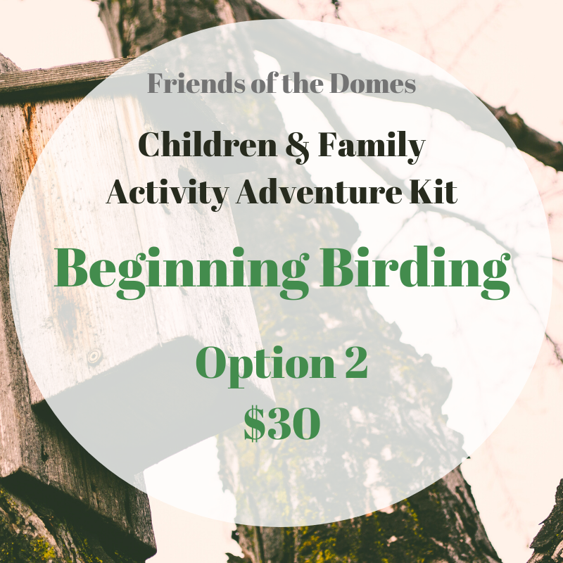 Activity Kit: Beginning Birding, Option 2
