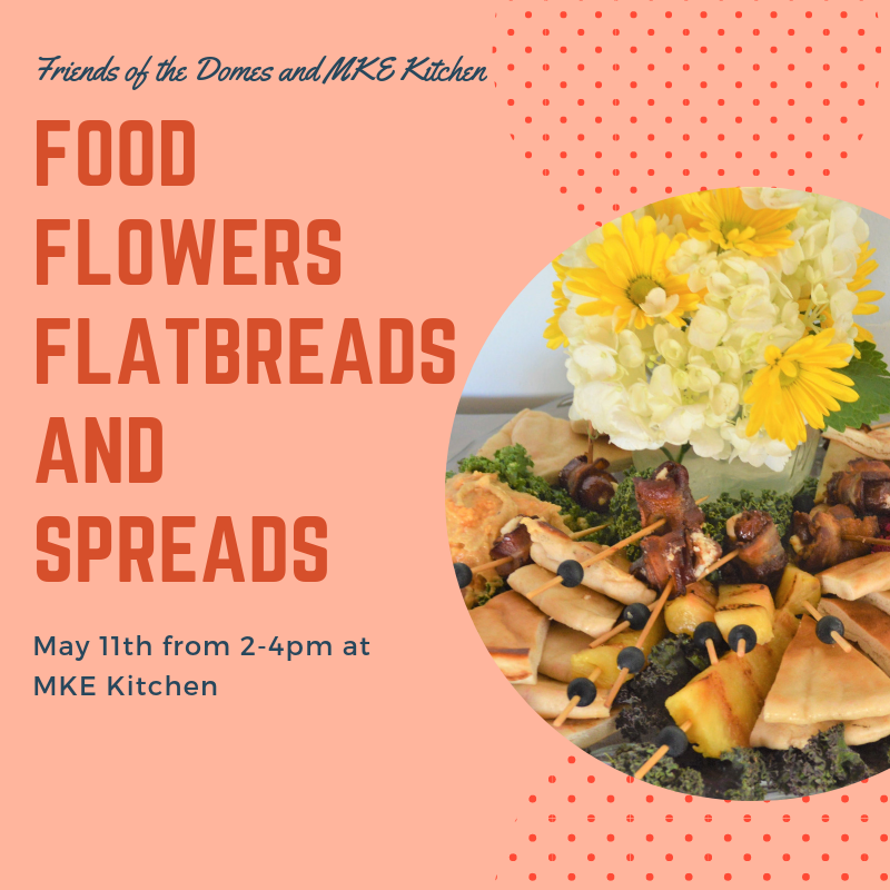 Non-Member: Food, Flowers, Flatbreads and Spreads