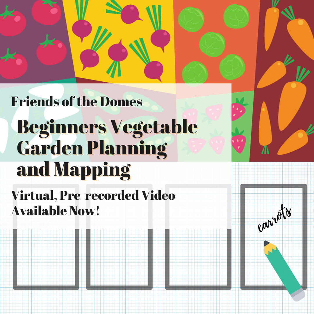 VIRTUAL Garden Bed Planning and Mapping