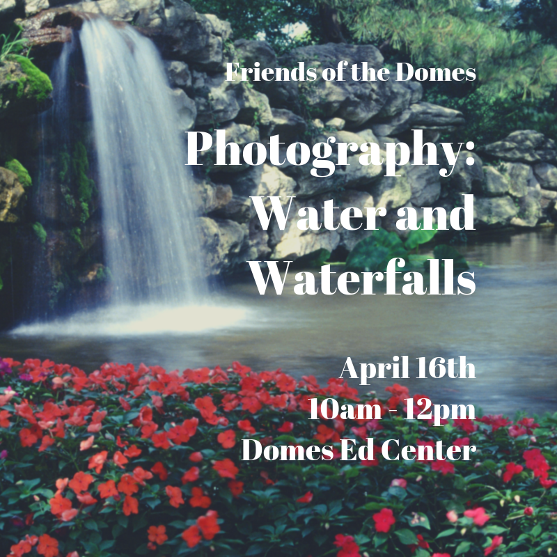 Non-Member: Photography Water and Waterfalls